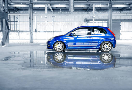 Ford Fiesta ST172