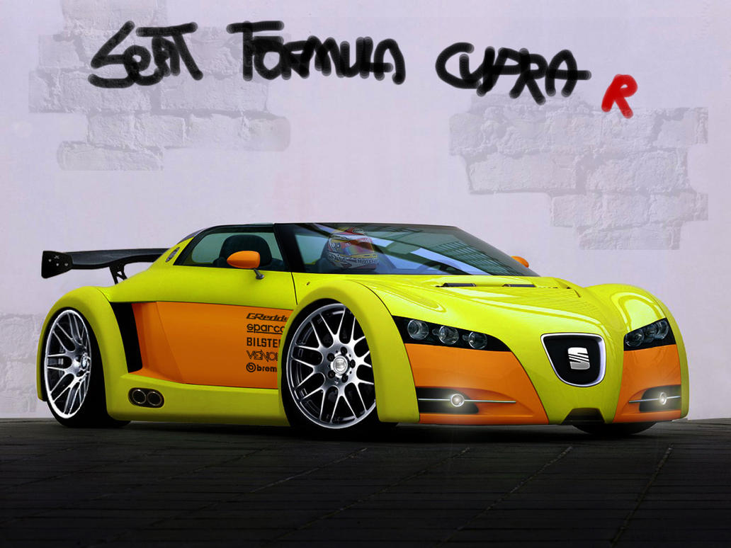 Seat Formula Cupra R by Vipervelocity