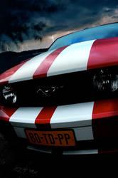 Ford Mustang GT: Lightning by Vipervelocity
