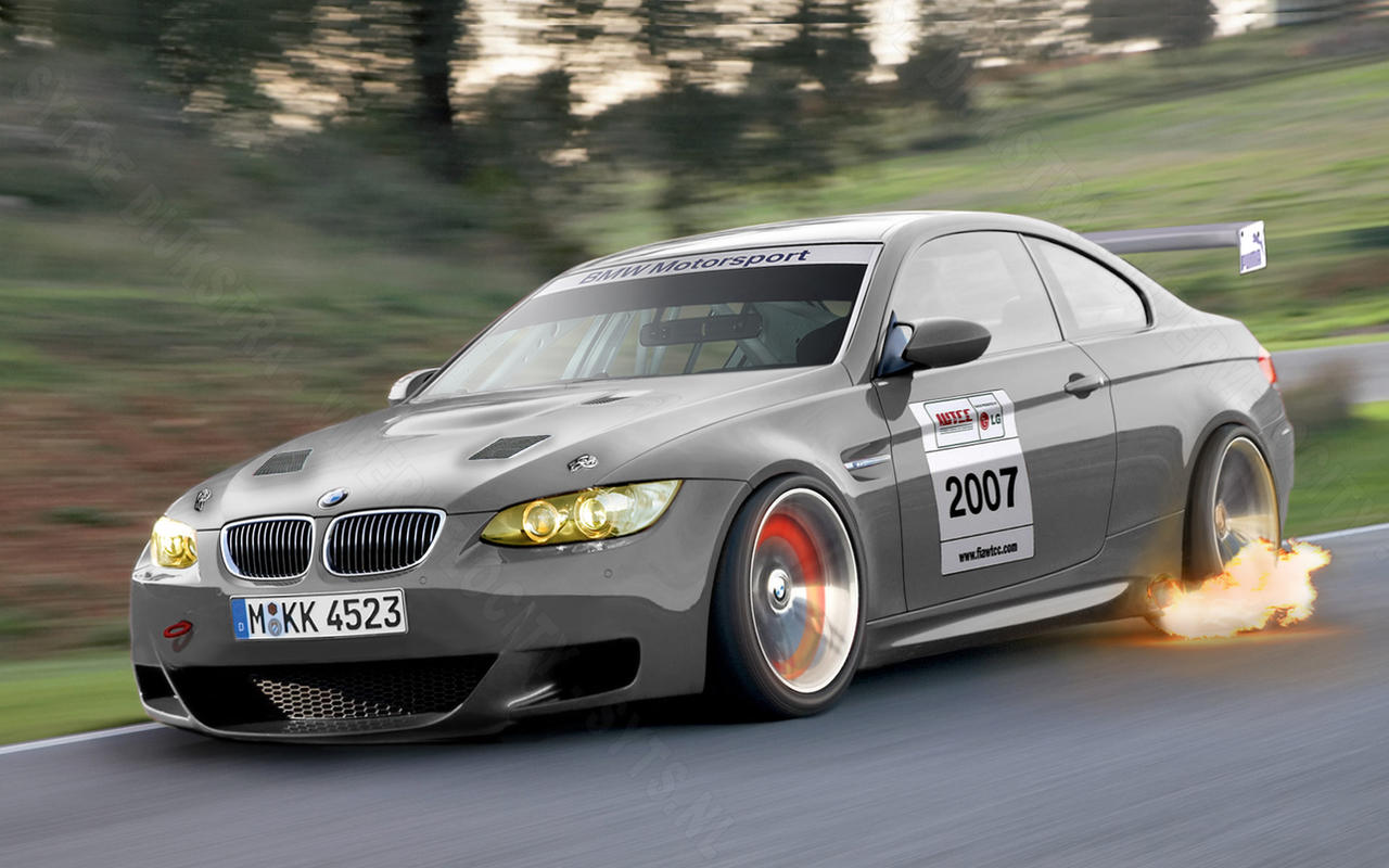 BMW M GTR By Vipervelocity On DeviantArt - Awesome bmw
