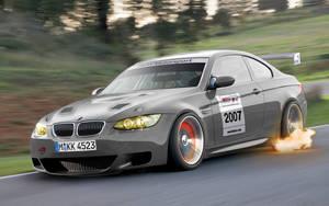 BMW M3 GTR by Vipervelocity