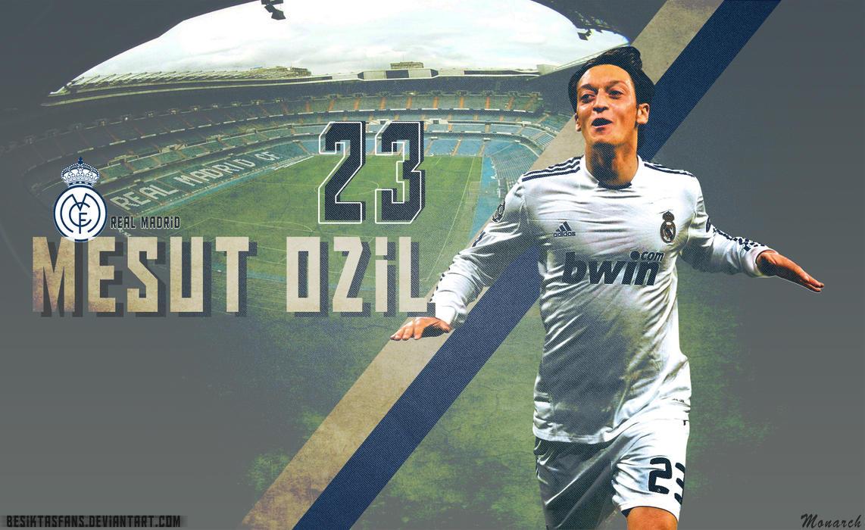 Mesut Ozil By Besiktasfans On DeviantArt