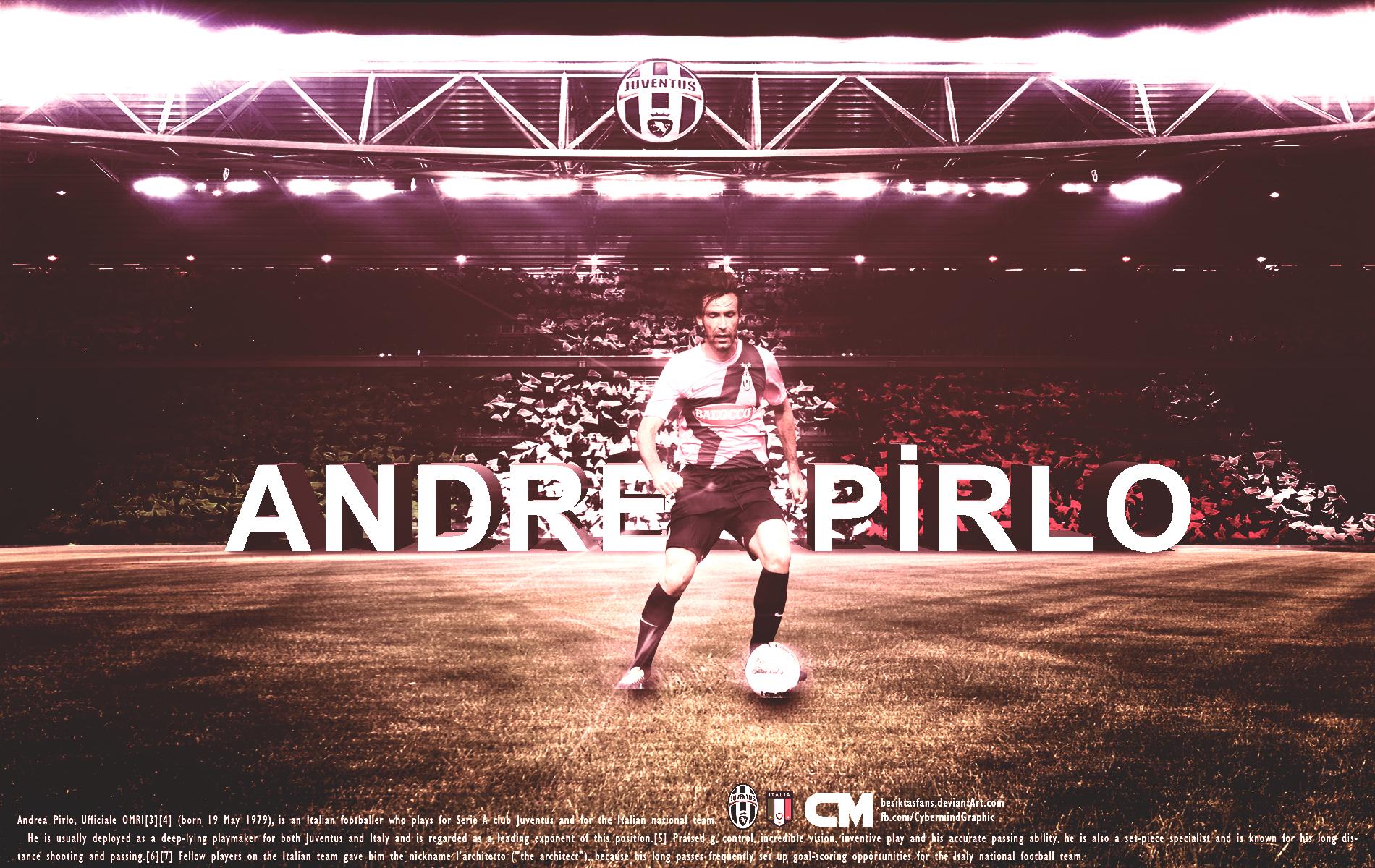 Andrea Pirlo by besiktasfans