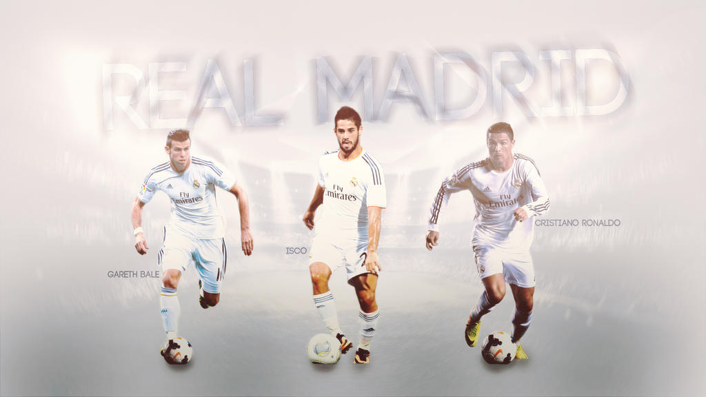 Real Madrid Wallpaper by besiktasfans