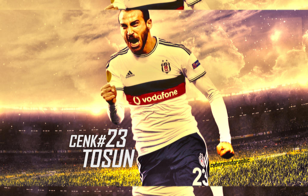 Cenk Tosun 2015 Wallpaper By Besiktasfans On DeviantArt