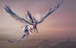 Pony oc by SombraSister