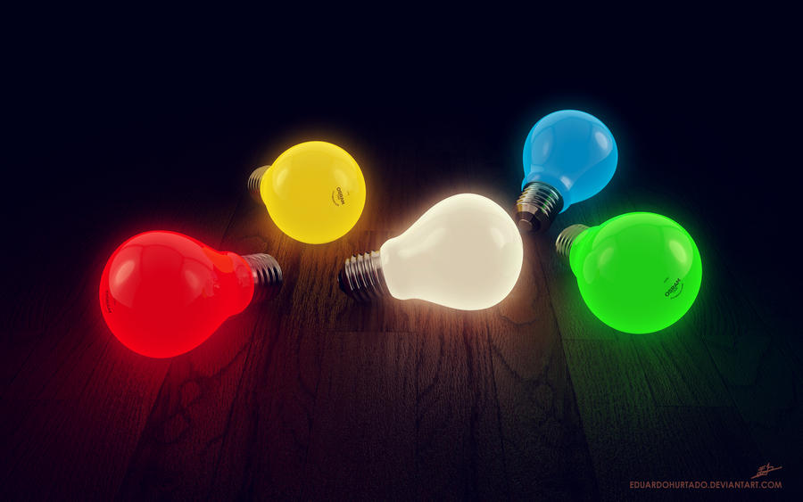 Color light by EduardoHurtado