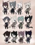 Kemonomini Adopts [CLOSED]