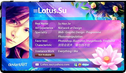 Lotus 2008 ID by Lotus-su