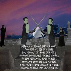 2 Dead Boys by SerafinaMoon