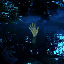 Drowning by SerafinaMoon