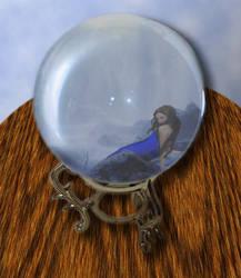Crystal Ball by SerafinaMoon