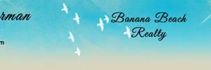 Banana Beach Realty Banner