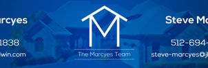 The Marcyes Team Banner