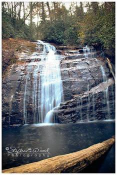 Helton Creek Falls - Front