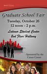 Grad Fair Poster 2010