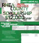 Rhea County Scholarship PC 2011