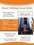 Human Trafficking OC Poster