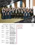 Chorale Postcard 2010