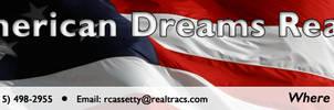 American Dreams Realty Banner