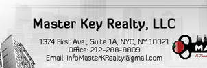 Master Key Realty Banner