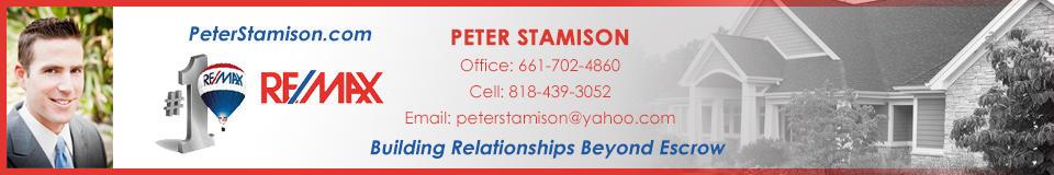 Peter Stamison Banner