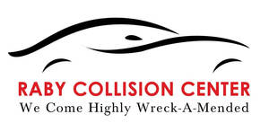 Raby Collision Center Logo