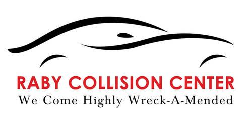 Raby Collision Center Logo