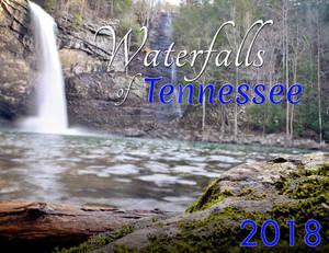 Waterfalls of Tennessee 2018 Calendar