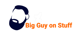 Big Guy on Stuff Logo