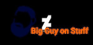 Big Guy on Stuff Logo