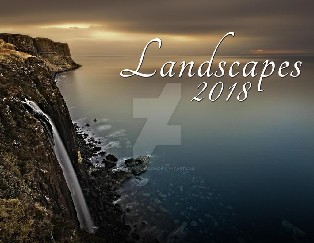 2018 Landscape Photography Monthly Calendar