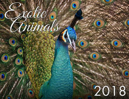 2018 Exotic Animals Calendar