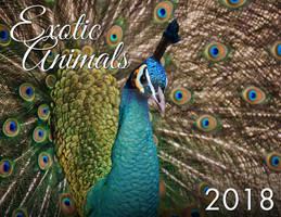 2018 Exotic Animals Calendar