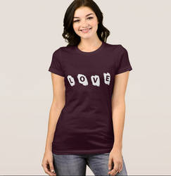 Love Blocks Tshirt