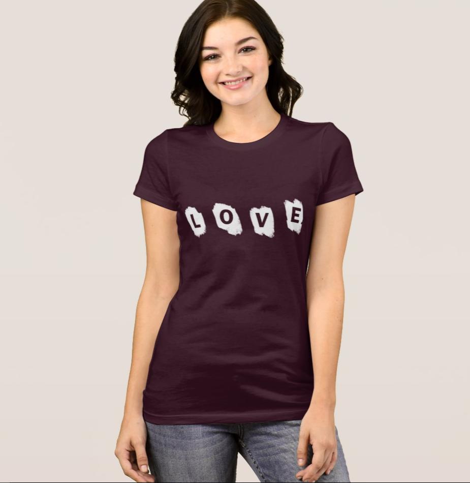 Love Blocks Tshirt