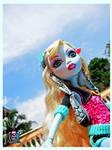 Monster High Lagoona under the Sky