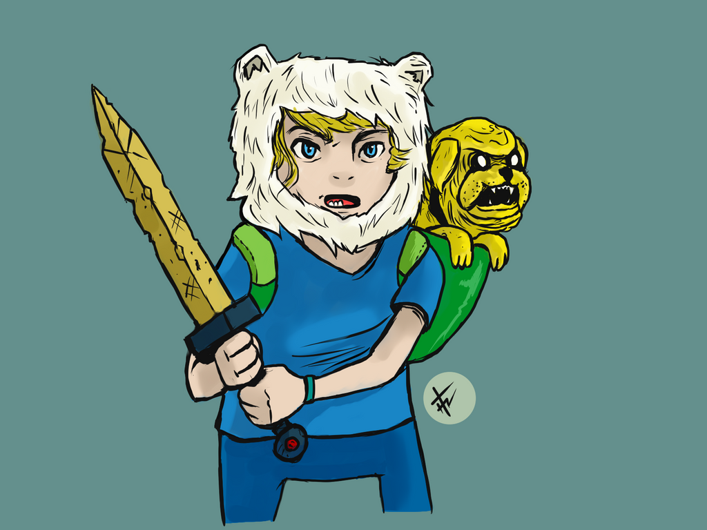 finn y jake by - photo #36