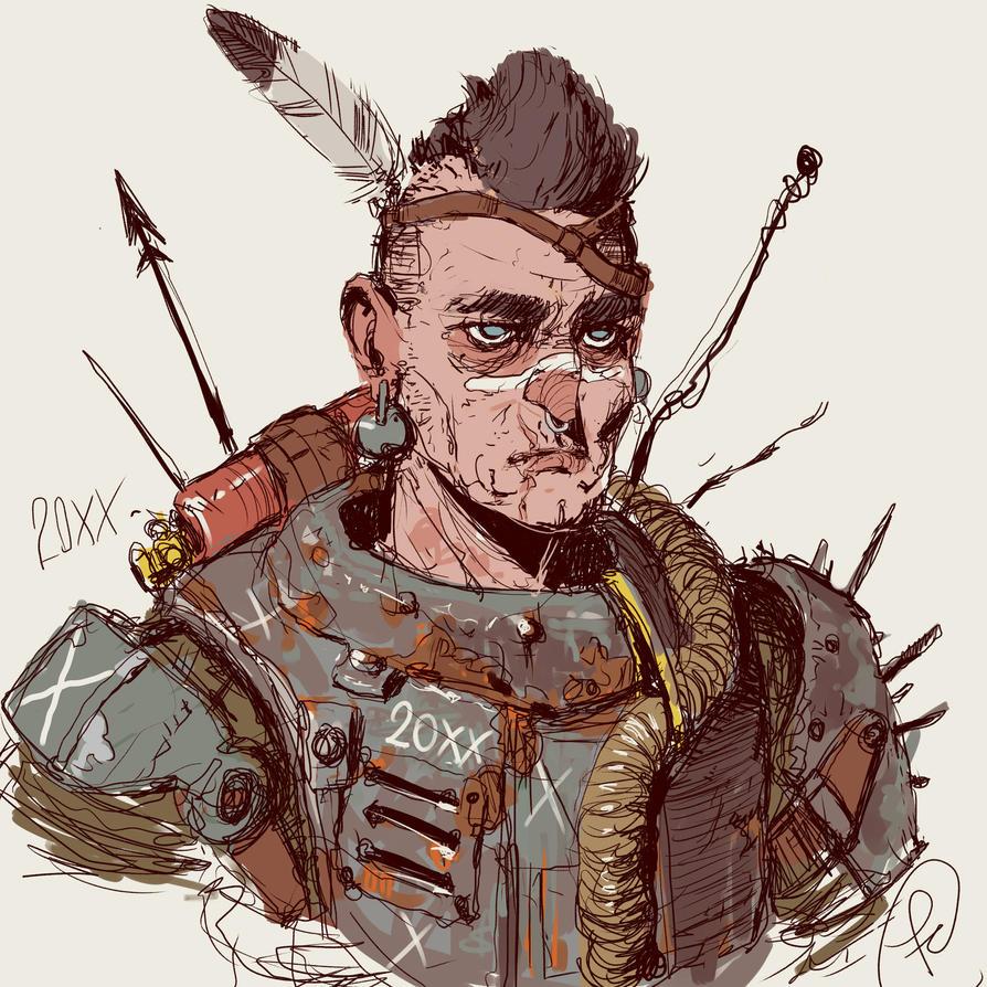 Raider Waster by Fernand0FC