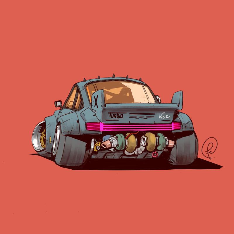 Turbo by Fernand0FC