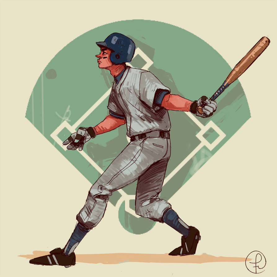 Baseball by Fernand0FC