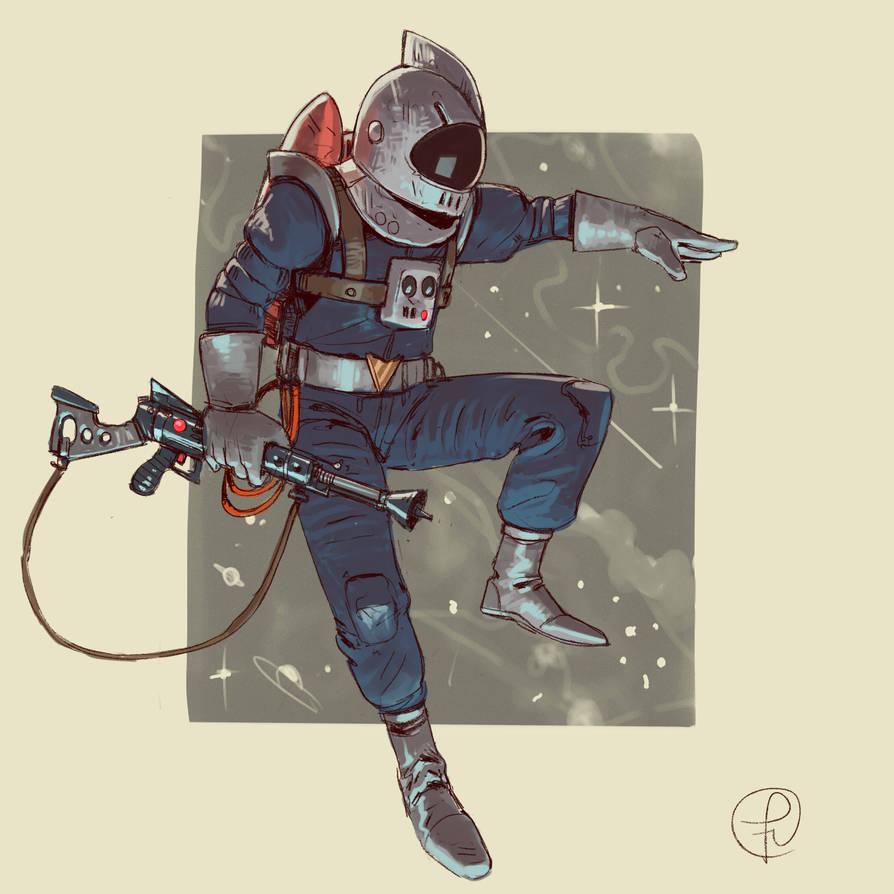 Starman by Fernand0FC