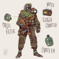 Metro explorer by Fernand0FC