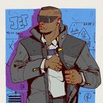 Corporate level bodyguard