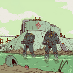 Patrolling the wastes