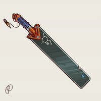 Graphene blade