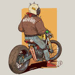 Wasteland rider