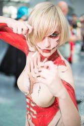 Anime Expo 2014 Female Titan