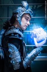 RedYume as Loki by CosplayMedia