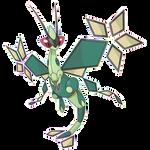 Mega Flygon Y